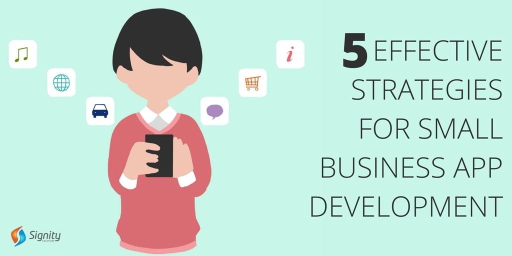 small-business-app-development-Signity Solutions
