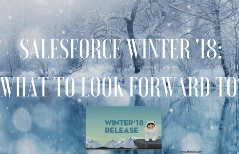 salesforce winter 18