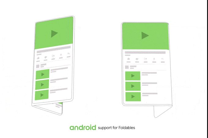 Foldable Apps