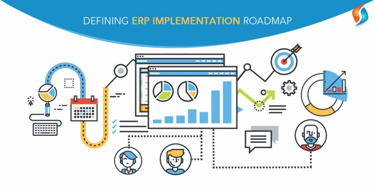 Defining ERP Implementation Road Map