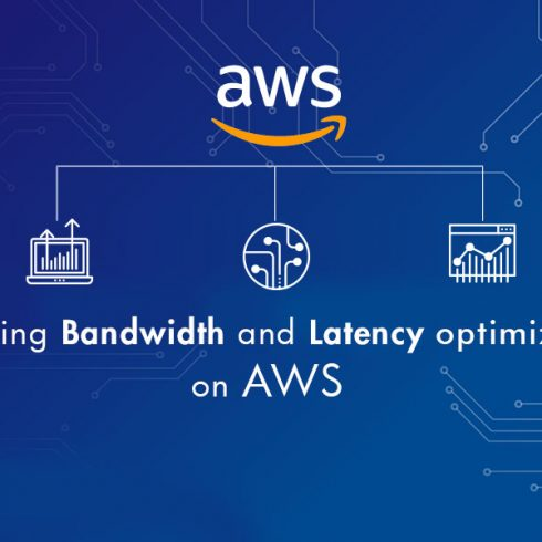 Exploring Bandwidth and Latency optimization on AWS