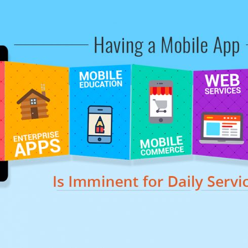 Having mobile app is imminent for daily service business