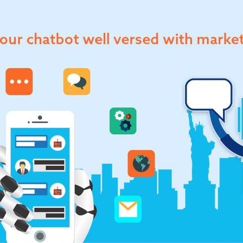 Is Your Chatbot Well Versed With Marketing