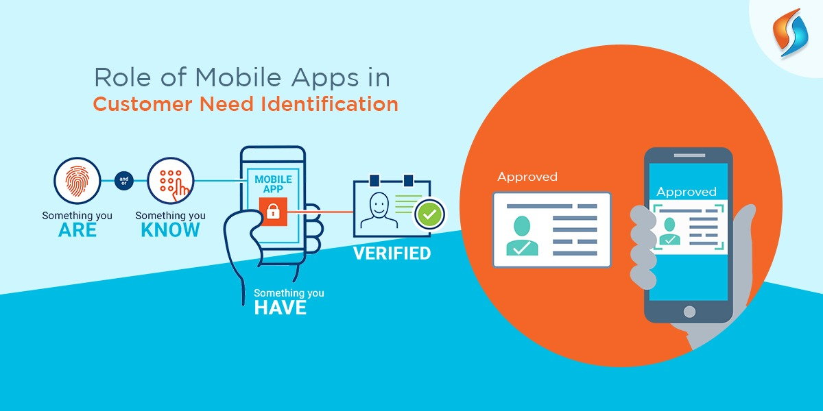 Role of Mobile Apps in customer need identification