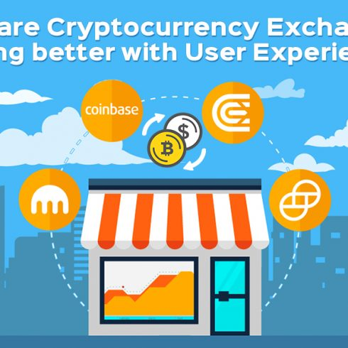 cryptocurrency exchanges getting better with user experience