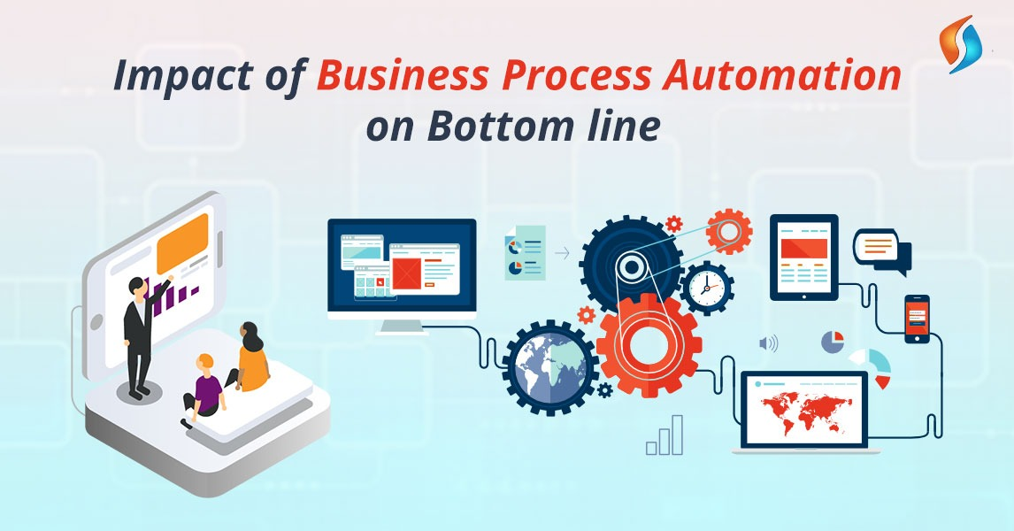 Impact of Business Process Automation on Bottom line