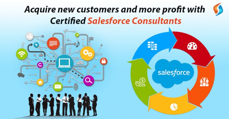 Acquire New Customers and More Profit with Certified Salesforce Consultants