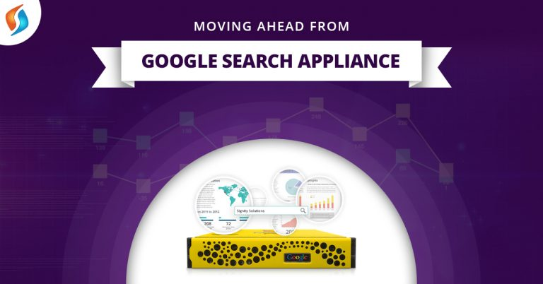 Moving ahead from Google Search Appliance