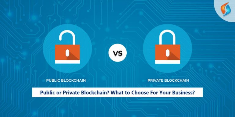 Public or Private Blockchain? What to Choose For Your Business?