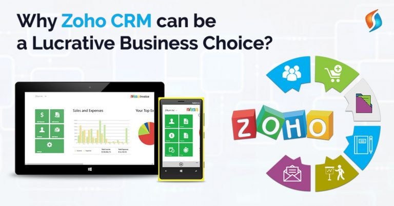 Zoho CRM Business Choice SignitySolutions