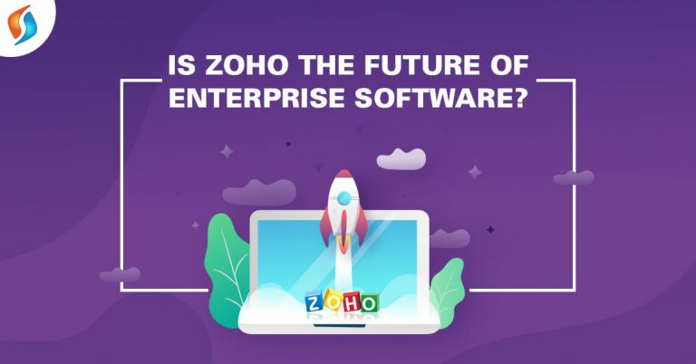 Is Zoho the Future of Enterprise Software?
