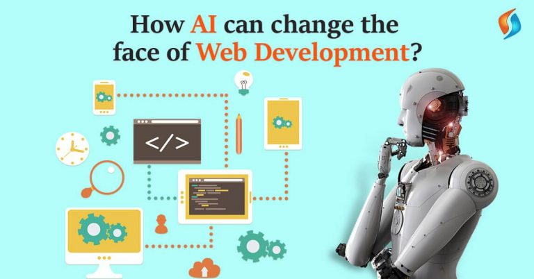 How AI consulting services can change the face of Web Development?