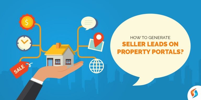 How to Generate Seller Leads on Property Portals?