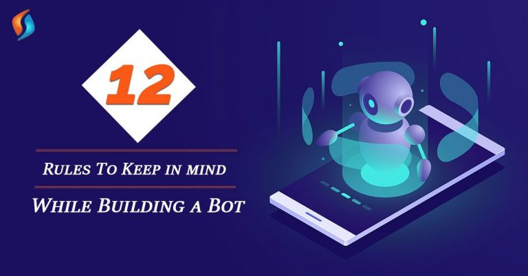 12 Rules to Keep in Mind While Building AI ChatBot