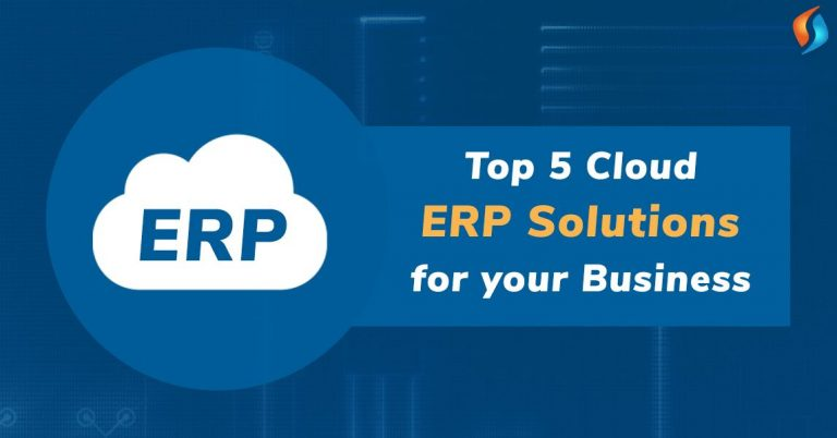 Cloud ERP Solutions-SignitySolutions