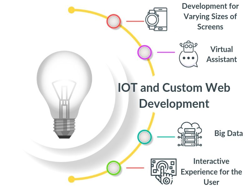 IOT and Custom Web Development