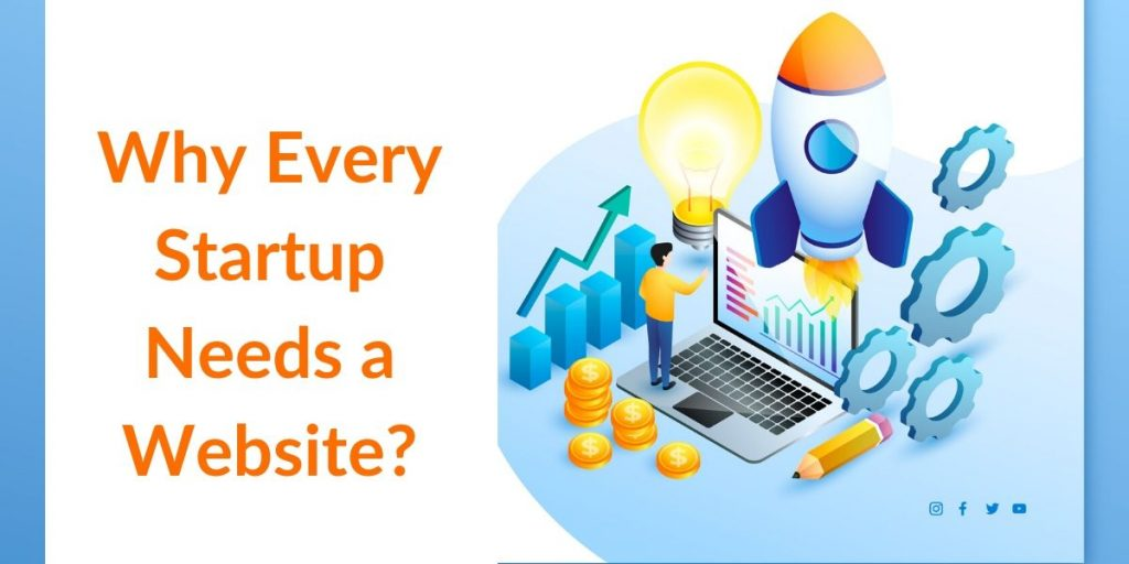 Why Every Startup Needs a Website - Signity Solutions