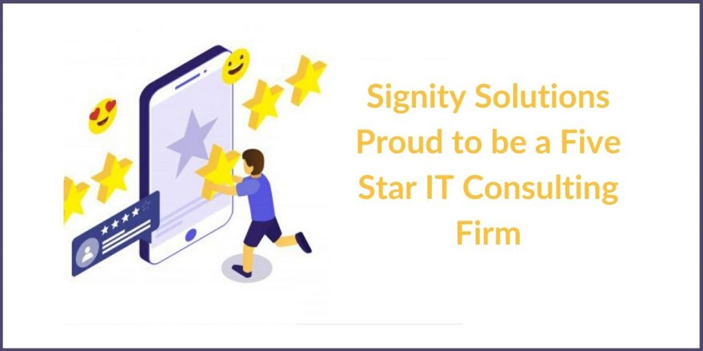 Five Star IT Consulting Firm - Signity Solutions