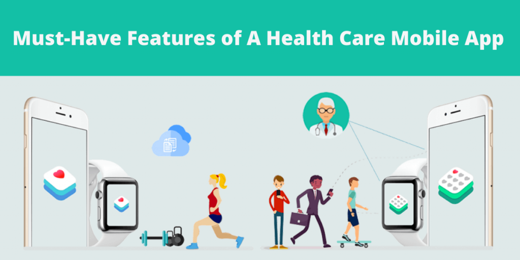 Healthcare mobile apps features - SignitySolutions