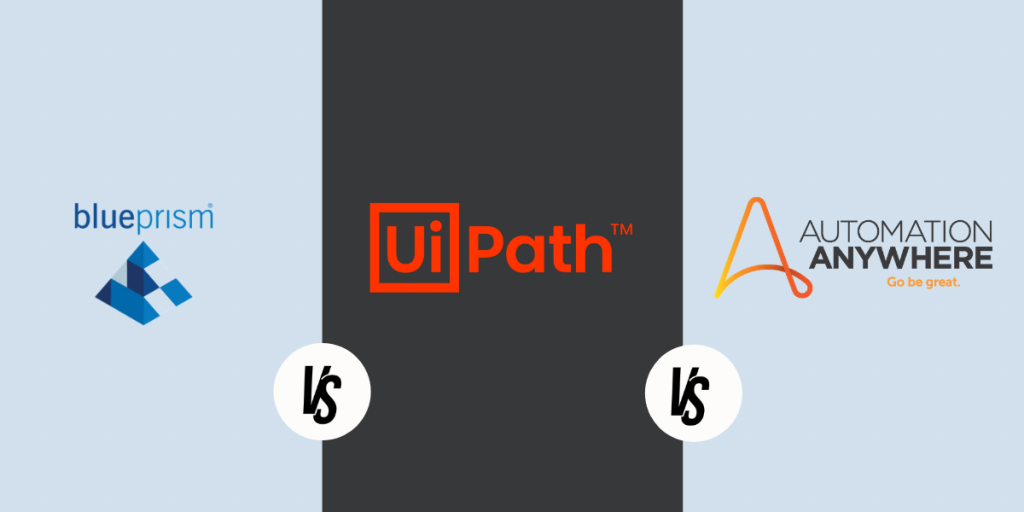 RPA Tools Comparison_ UiPath vs BluePrism vs Automation Anywhere - Signity Solutions