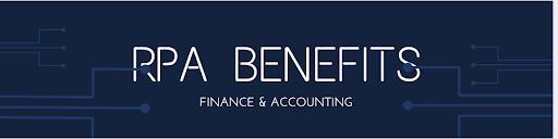 benefits of RPA in Finance and accounting - Signity