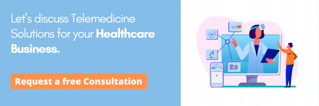 Let's discuss Telemedicine Solutions for your Healthcare Business - Signity