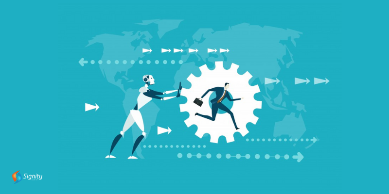 RPA Challenges for new businesses - Signity Solutions