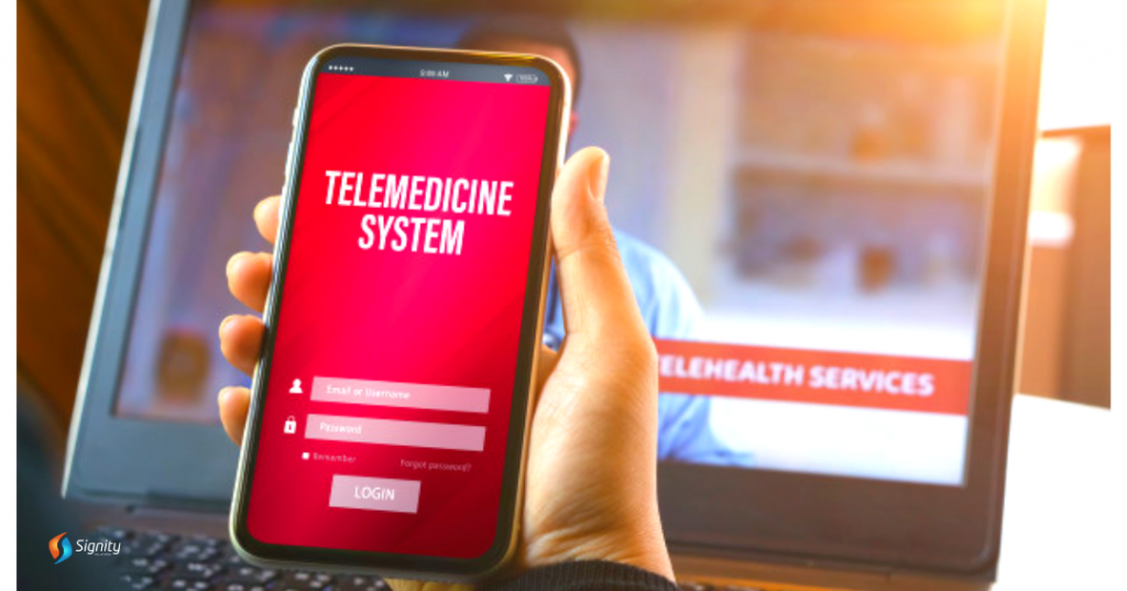 Telemedicine App Development_ Outlining Costs, Types & Benefits - Signity Solutions