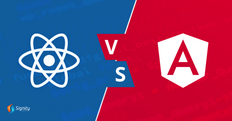 angular-vs-react-aguide- Signity-Solutions
