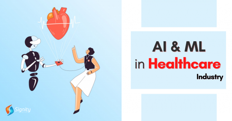 Role of AI and Machine Learning in Healthcare Industry