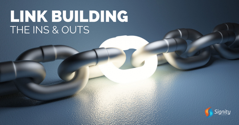 Link Building: The Ins & Outs