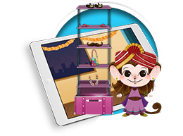 3Curious-Monkey-Kid-App-Signitysolutions