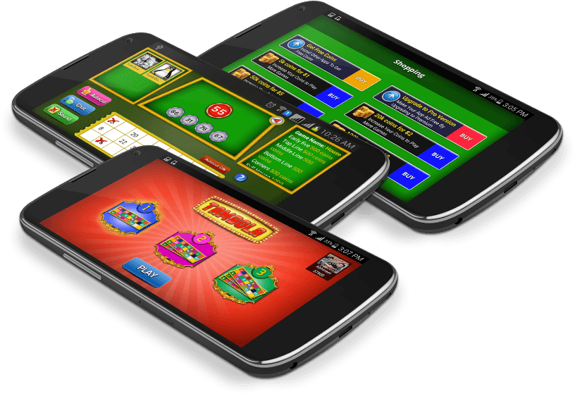 Tambola, a casual gamble game which is fun to play