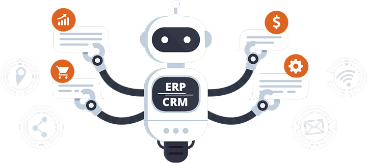 Custom-ERP/CRM-Bots-SignitySolutions