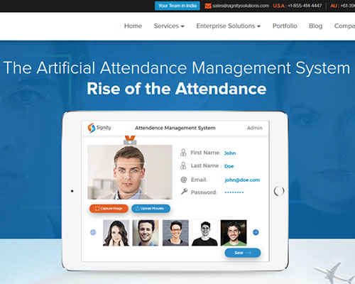 Attendence-Management-System-Signitysolutions