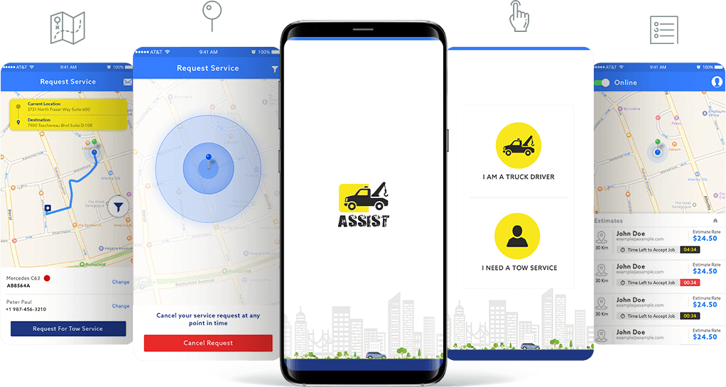 TowAssist-SignitySolutions